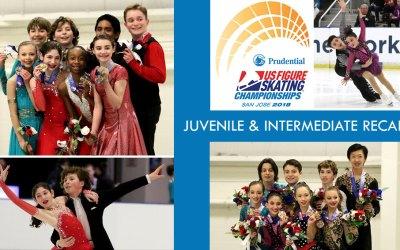 #USChamps18 – Juvenile & Intermediate Recap
