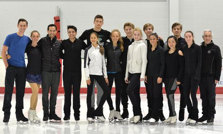 Photos – 2018 U.S. Figure Skating Dance Camp