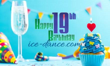 Ice-dance.com turns 19