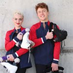 Manta & Johnson skating this season for themselves