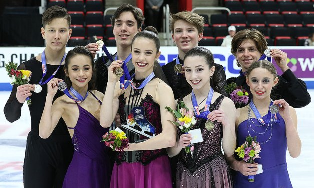 Recap: 2019 U.S. Nationals – Junior Dance
