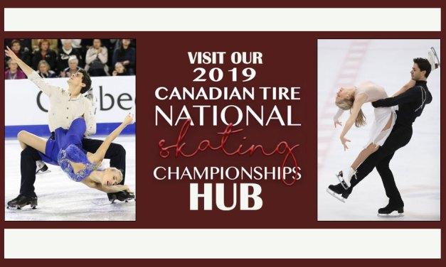 2019 Canadian Nationals Hub