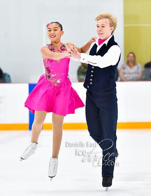 Sydney Embro & Eric Millar