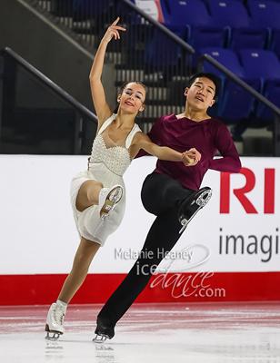 Rosalie Groulx & Ye Quan