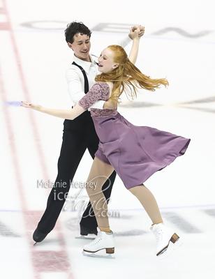 Mia Saunders & William Oddson