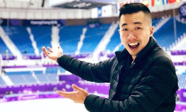 Jackie Wong is Rocker Skating
