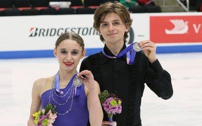 Siblings in Skating: Oona Brown & Gage Brown