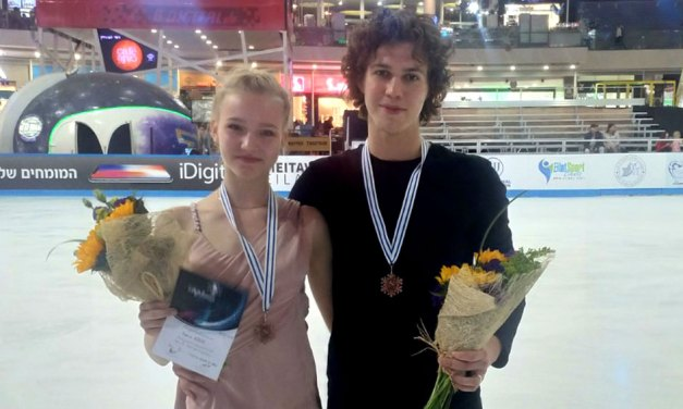 Getting to Know: Ksenia Konkina & Pavel Drozd