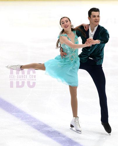 Emily Bratti & Mathieu Couyras