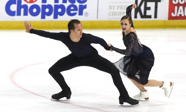 Cesanek & Yehorov to make JGP debut in Riga
