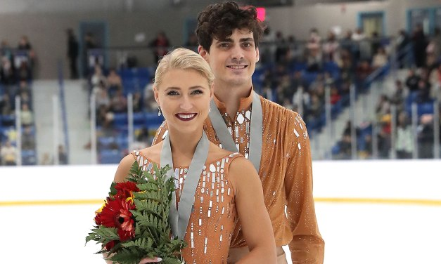 Gilles & Poirier Use Grand Prix Final Appearance as Motivation for Second Half of Season