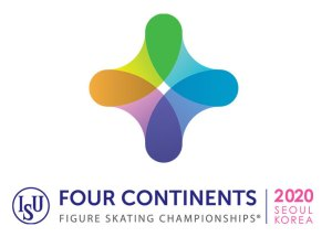 2020 Four Continents Championship Logo