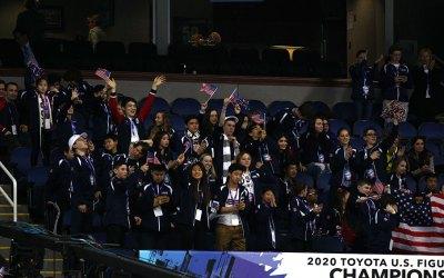U.S. Figure Skating debuts new high-performance development camp