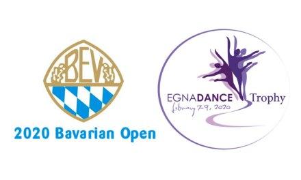 A look back at Bavarian Open & Egna Dance Trophy