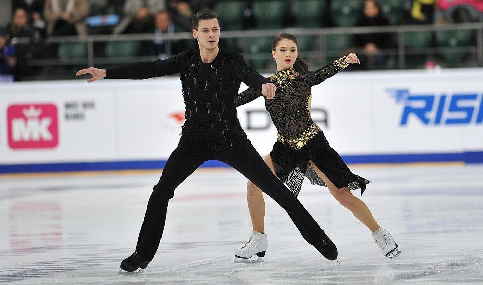 Profile – Annabelle Morozov & Andrei Bagin
