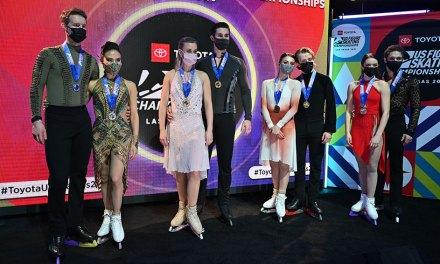 Recap: U.S. Ice Dance Crowns New National Champions