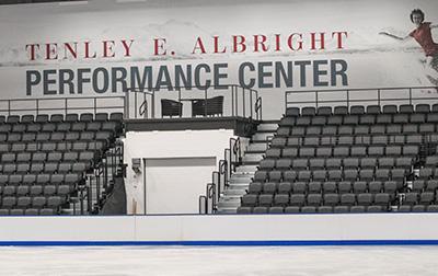 Skating Club of Boston - Albright Performance Center