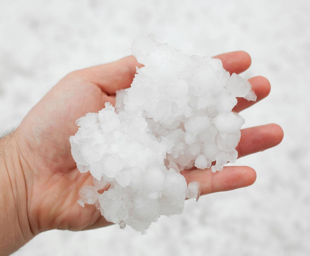 fabrication et livraison de glace