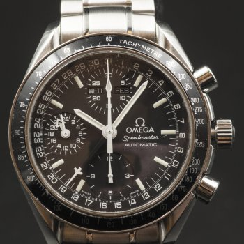 Speedmaster Chronograph 3520.50.00 with triple date display
