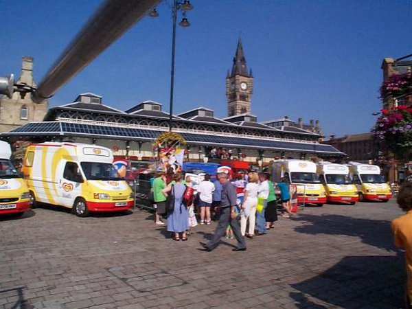 Ice Cream Vans Darlington
