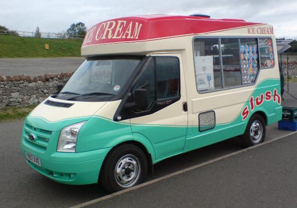 Jo's Ice Cream Van