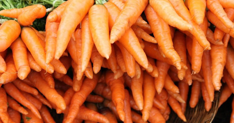 Carrot Ginger Ice Cream
