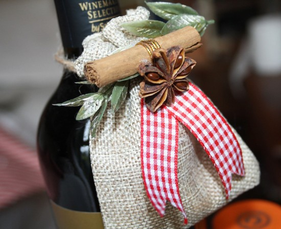 Mulled Wine Spice Gift Bags