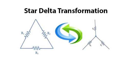Y-Δ Conversion: Transformation | Diagram & Formula
