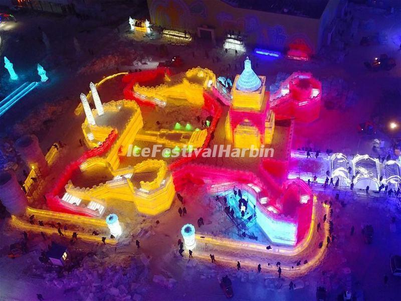 2017 Harbin Ice and Snow Festival