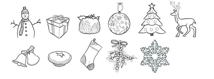 free Christmas resources vecteezy icons