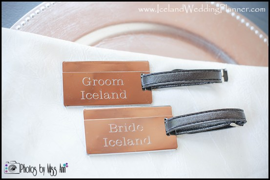 iceland-wedding-favor-engraved-luggage-tags-ann-and-chris-peters-wedding