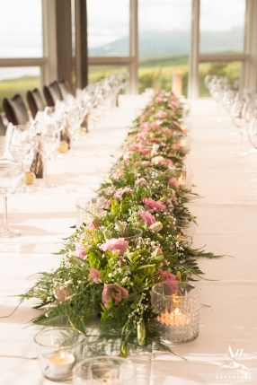 iceland-wedding-centerpieces
