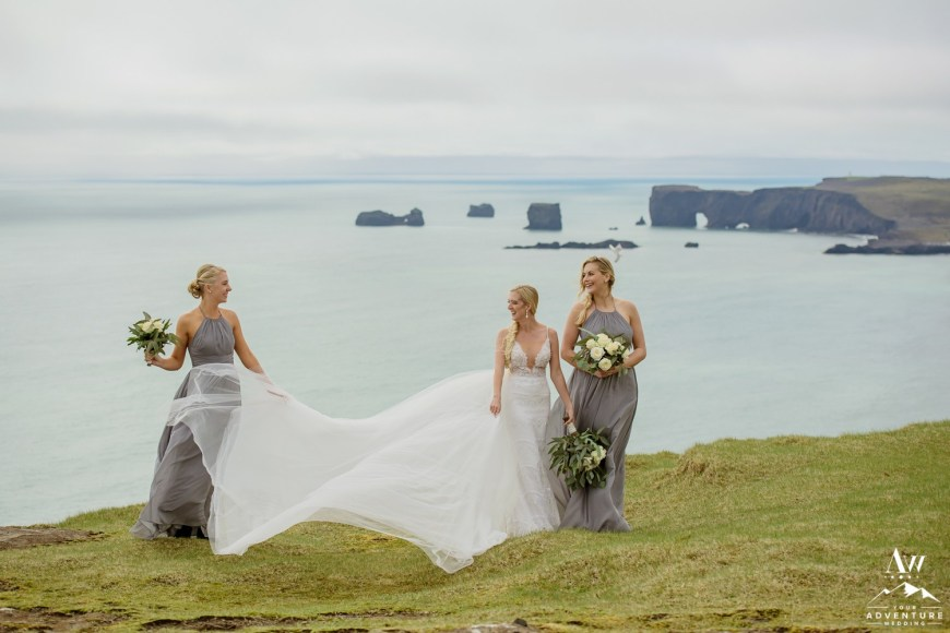 Iceland Bridal Party