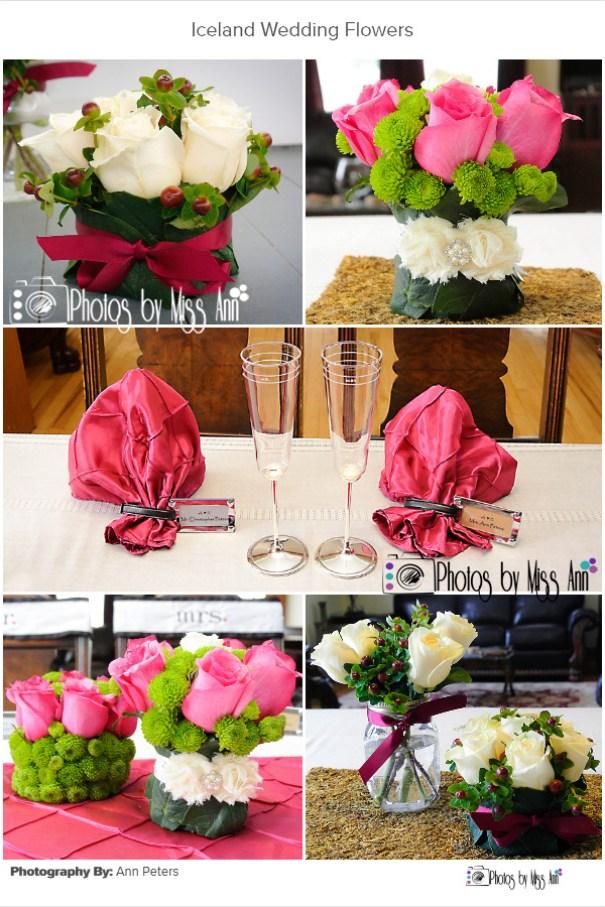 Iceland Wedding Flowers Iceland Wedding Photos