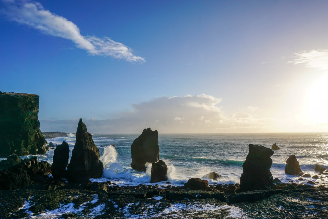 Reykjanesta on the Reykjanes peninsula | Life With a View