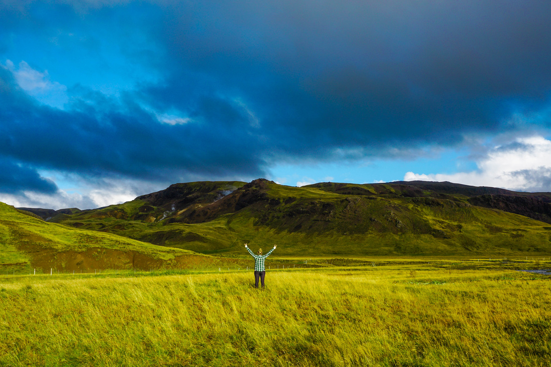 The landscape in Iceland is always changing and there are endless opportunities for photo ops! // 10 Rules for an Epic Iceland Road Trip | Life With a View