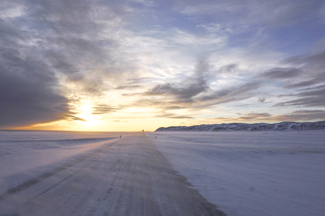 Winter roads in Iceland // The Most Terrifying Driving Experience of my Llife | Life With a View