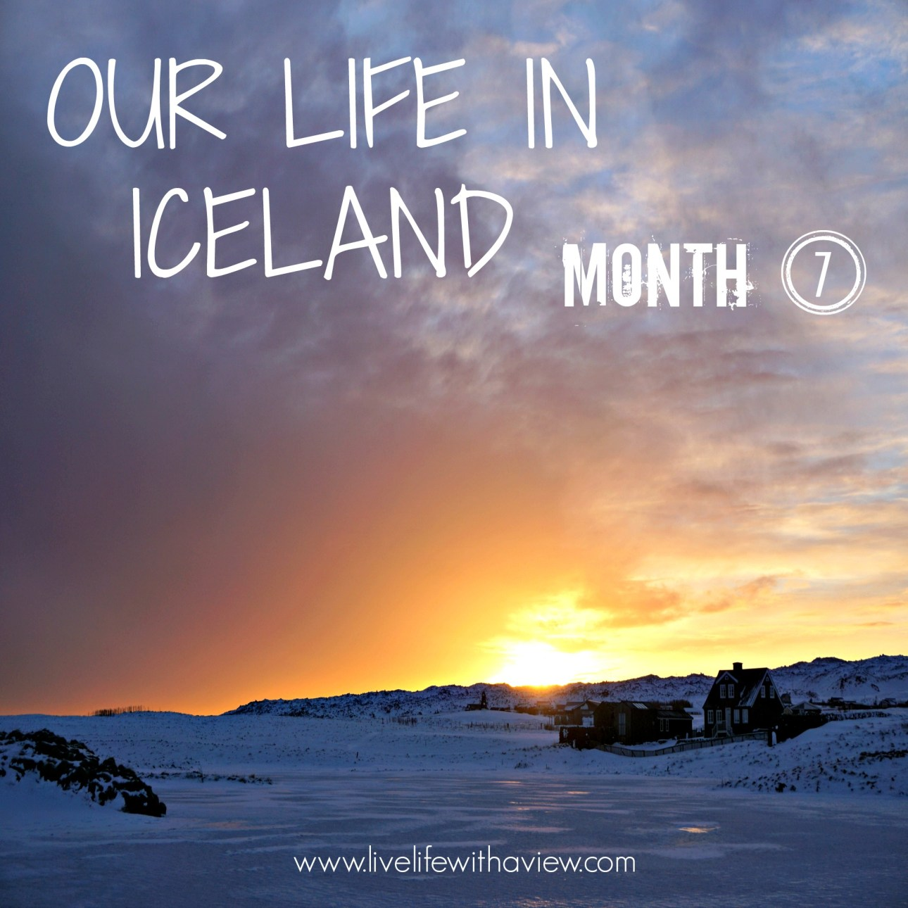 Our Life in Iceland - Month 7 as American expats! | Life With a View