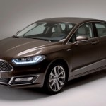 All-New Ford Vignale Mondeo