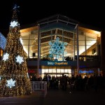 Festive Lights Night heralds the start of festive shopping season in Norwich