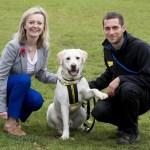 Elizabeth Truss MP Visits Dogs Trust Snetterton