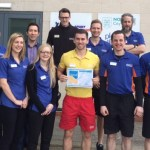 Riverside Leisure Centre rated 'excellent' by leading quality scheme