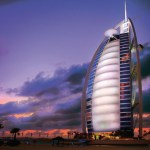 World's tallest building and World's largest mall, yes it's Dubai
