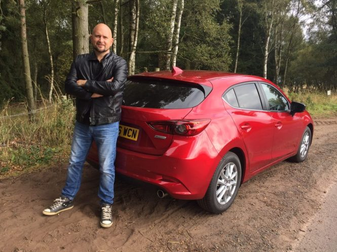 new-mazda3-with-tim-in-scotland