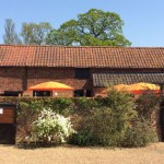 Garden Kitchen Café re-opens from Easter Friday