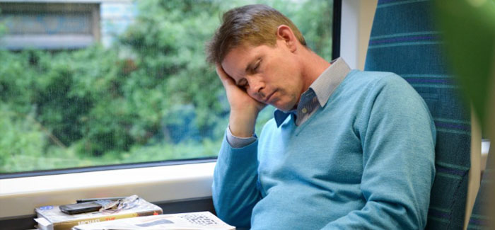 A Third Of Brits are Nodding Off in the Workplace