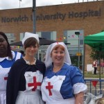 Public gets to see behind the scenes for hospital open day and fete