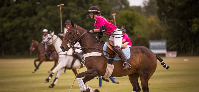 Saddle Up for the Norfolk Polo Festival with East Anglian Air Ambulance!