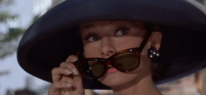 audrey, hepburn, greatest, sunglasses, top, 30