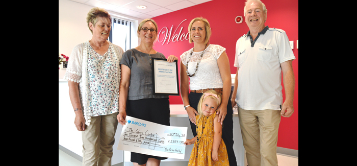 family, donation, helps, NNUH, patients
